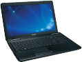 Toshiba Satellite C655 laptop