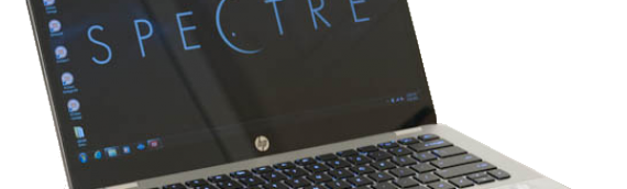 The All New HP Spectre 13 Laptop Review