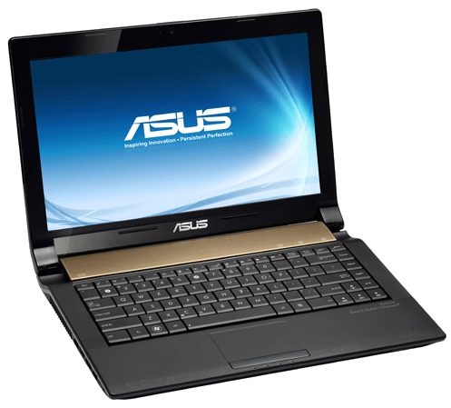 asus n43s how to open