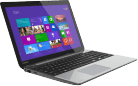 sell laptop toshiba satellite L55 touch