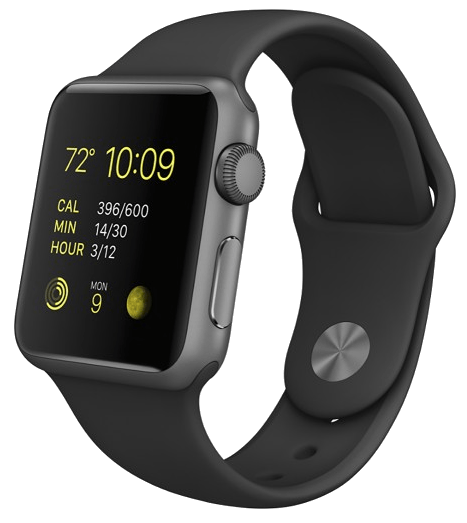 Apple Watch Series 3 GPS 42mm Space Grey Unboxing - YouTube