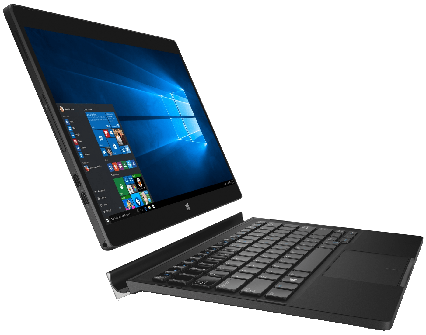 laptops vs tablets Generally speaking, tablets are 7-11 inches, while laptops are 12-16 inches within each device category, if you wander outside those ranges, your selection tends to drop fast.