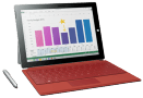 Microsoft Surface 3 with Type Cover tablet