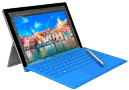 Microsoft Surface Pro 4 with Type Cover tablet