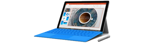 The New Microsoft Surface Pro 4