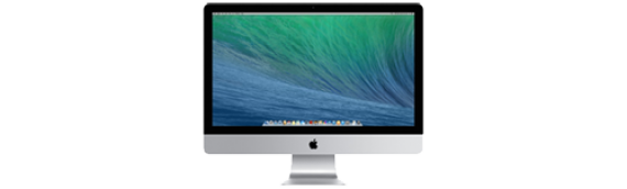 The New 27-Inch Apple iMac