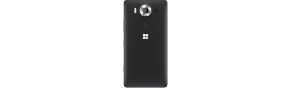 The Microsoft Lumia 950