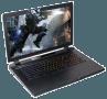 sager NP8675-S Gaming Laptop