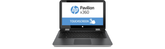 The New HP Pavilion x360 13t