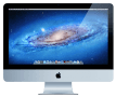 Apple iMac All in One Desktop Computer A1418 Intel Core i7 3.1GHz BTO/CTO 21.5-inch (Late-2013)
