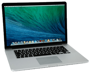 2015 15-inch MacBook Pro Apple Laptop