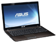 asus X53E series laptops