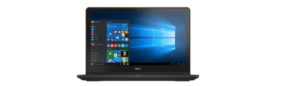 The New Dell Inspiron i7559-763BLK 15.6-Inch