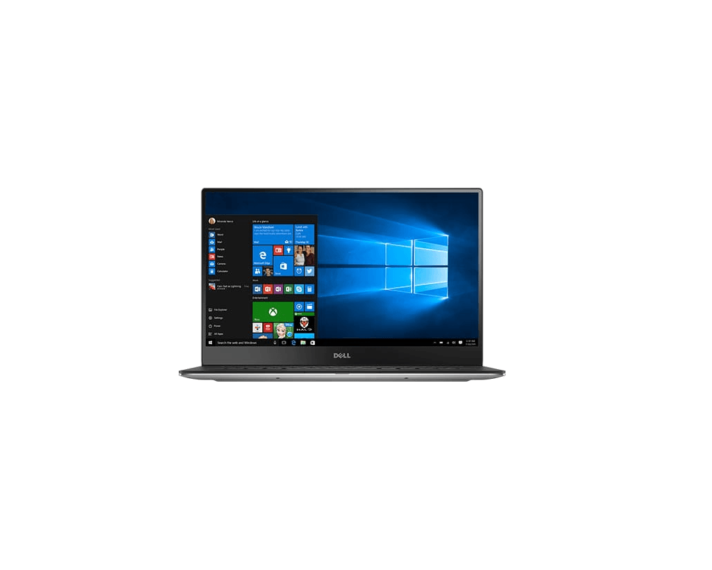 how to open dell xps laptop