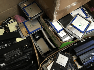 Laptop and Tablet Battery Recycle