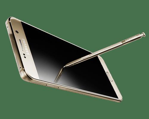 Samsung Galaxy Note 5 Smartphone