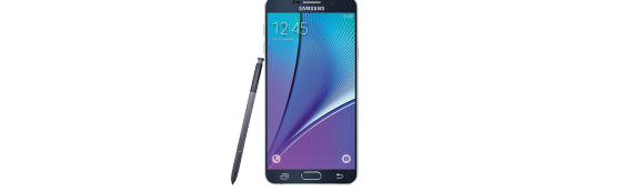 Samsung Galaxy Note 5 Smartphone Review