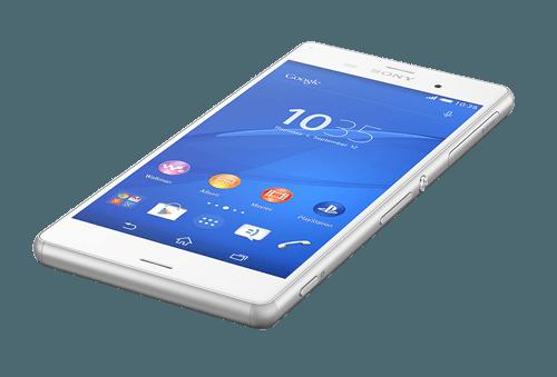 Sony Xperia Z3 mobilephone