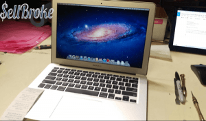 Apple Macbook Air Disassembly Guide 2