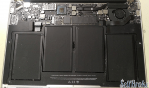 Apple Macbook Air Disassembly Guide 5