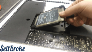 Apple iMacb PC disassembly instruction