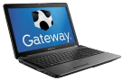 Gateway NV57 laptop