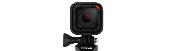 The New GoPro Hero 4 Sesion