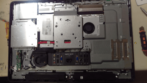 How to take apart Dell W05c All-in-One Desktop PC Step 5