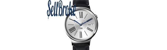The New Huawei Smartwatch