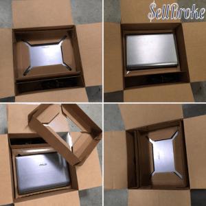 Retaining Shipping Laptop Box
