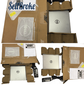 Pack and Ship your Laptop in Original Box