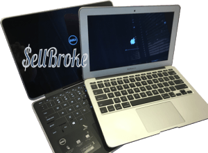 Recycle Apple Macbook and Dell XPS Laptops