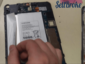 How to fix broken Samsung Galaxy Tablet SM-T710
