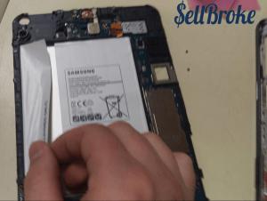 How to fix broken Samsung Galaxy Tablet SM-T710