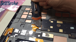 Sell Broke' Lenovo Yoga Tablet TAB 2 Disassembly Instructions