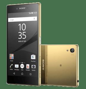 Sony Xperia Z5 Premium Smartphones