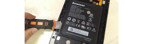 Lenovo Tab 2 A8 A550F Tablet Disassembly Guide