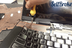 Sell Broke Alienware M15X Laptop Disassembly Guide