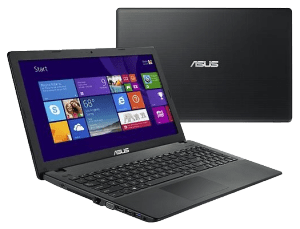 Asus X551MAV Laptop back and front