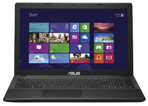 Asus X551MAV Laptop front view