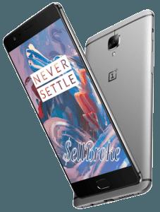OnePlus 3 smartphonephone side
