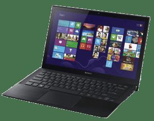 Sony VAIO Pro SVP13215PXB Laptop Right Side