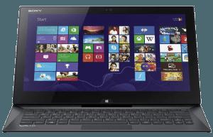 Sony VAIO Pro SVP13215PXB Laptop Straight on