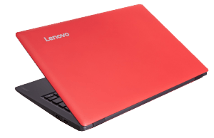 Lenovo IdeaPad 100s Laptop Back View