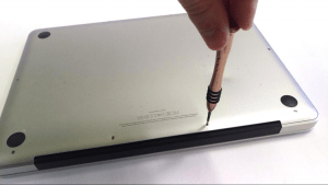 MacBook Pro A1297 Disassembly Guide Step 1
