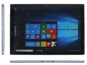 Microsoft Surface Pro 4 1724 Tablet front view