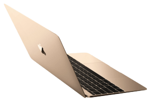 MacBook 12-inch Laptop Right Side