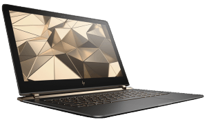 2016 HP Spectre Laptop Front