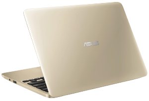 ASUS Vivobook E200 From Behind