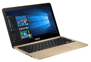 ASUS Vivobook E200 Right Side